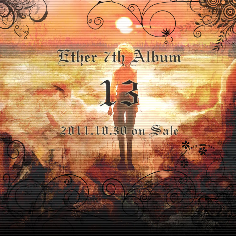 Ether 7th Album「13」
